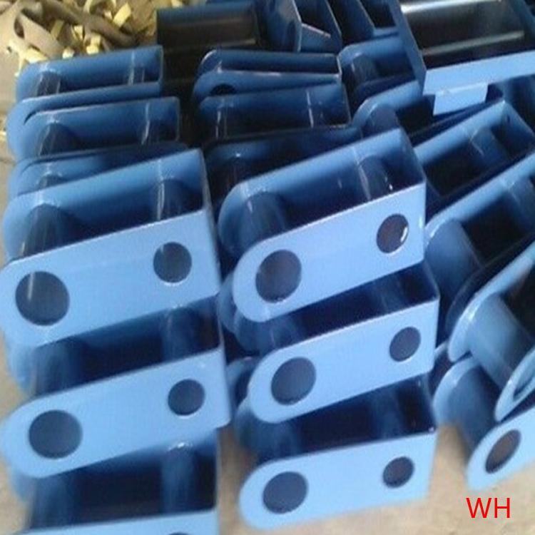 镀锌喷塑钢板立柱